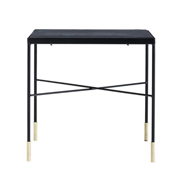 Modern coffee table - Black and gold