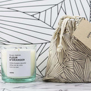 Natural candle - Orange blossom