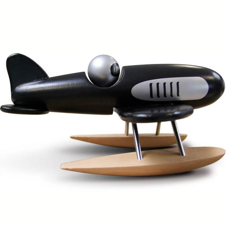 VILAC - lack hydroavion made in France - Wooden toy