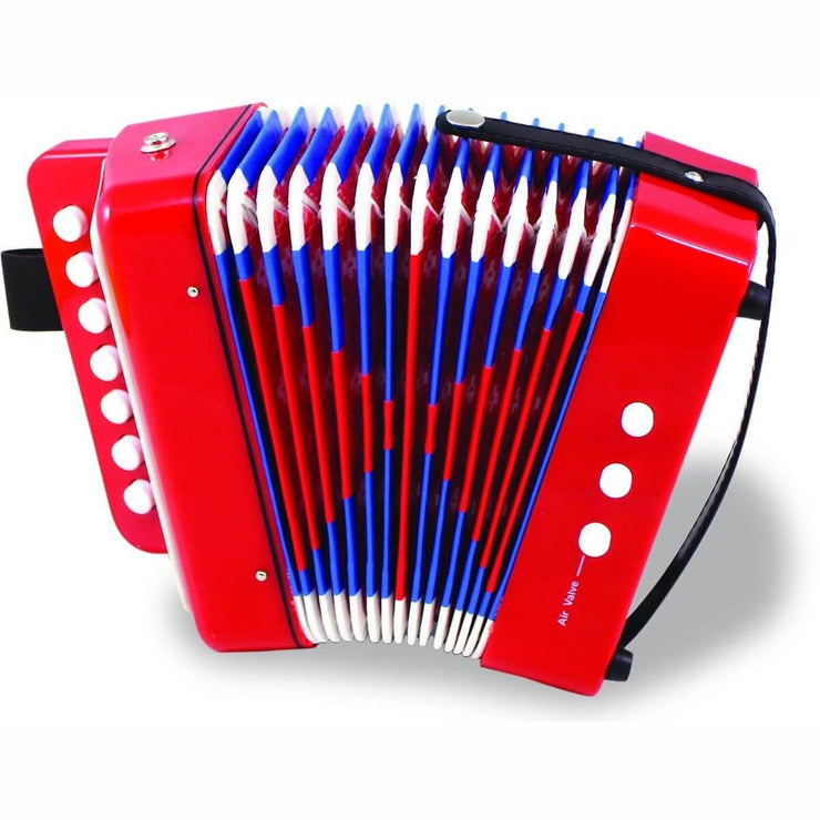 VILAC - Toy accordeon - Blue and red