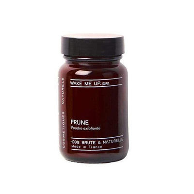 Exfoliating powder - Plum