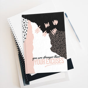 No Excuses - WOW Journal