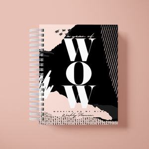 WOW Planner - Working on My Wins Weekly Planner