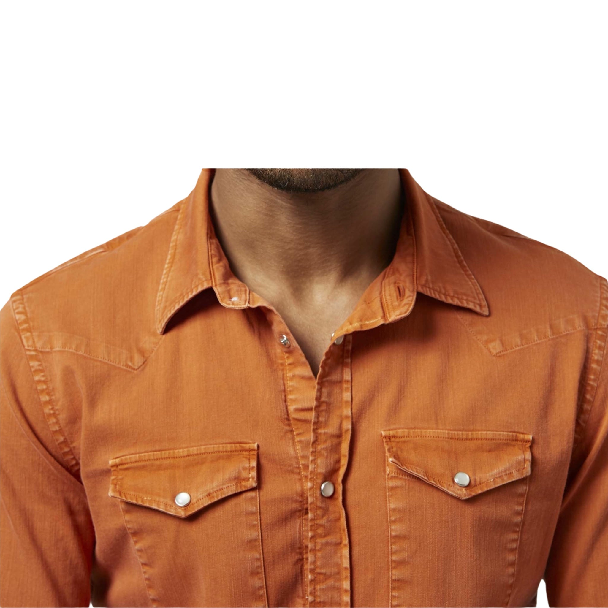 Dondup shirt mod. western in cotton SS21 collection
