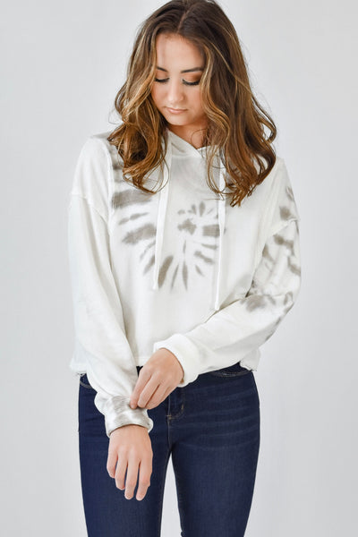 Heading To Hawaii Tie Dye Pullover