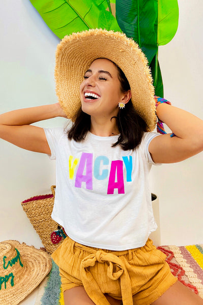 Ready To Vacay Graphic Tee