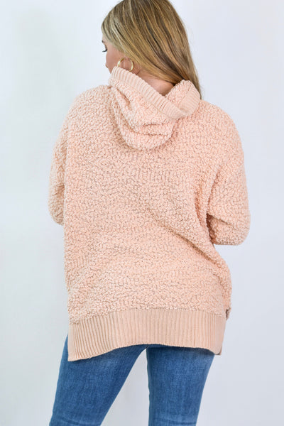 Peaches And Cream Hoodie