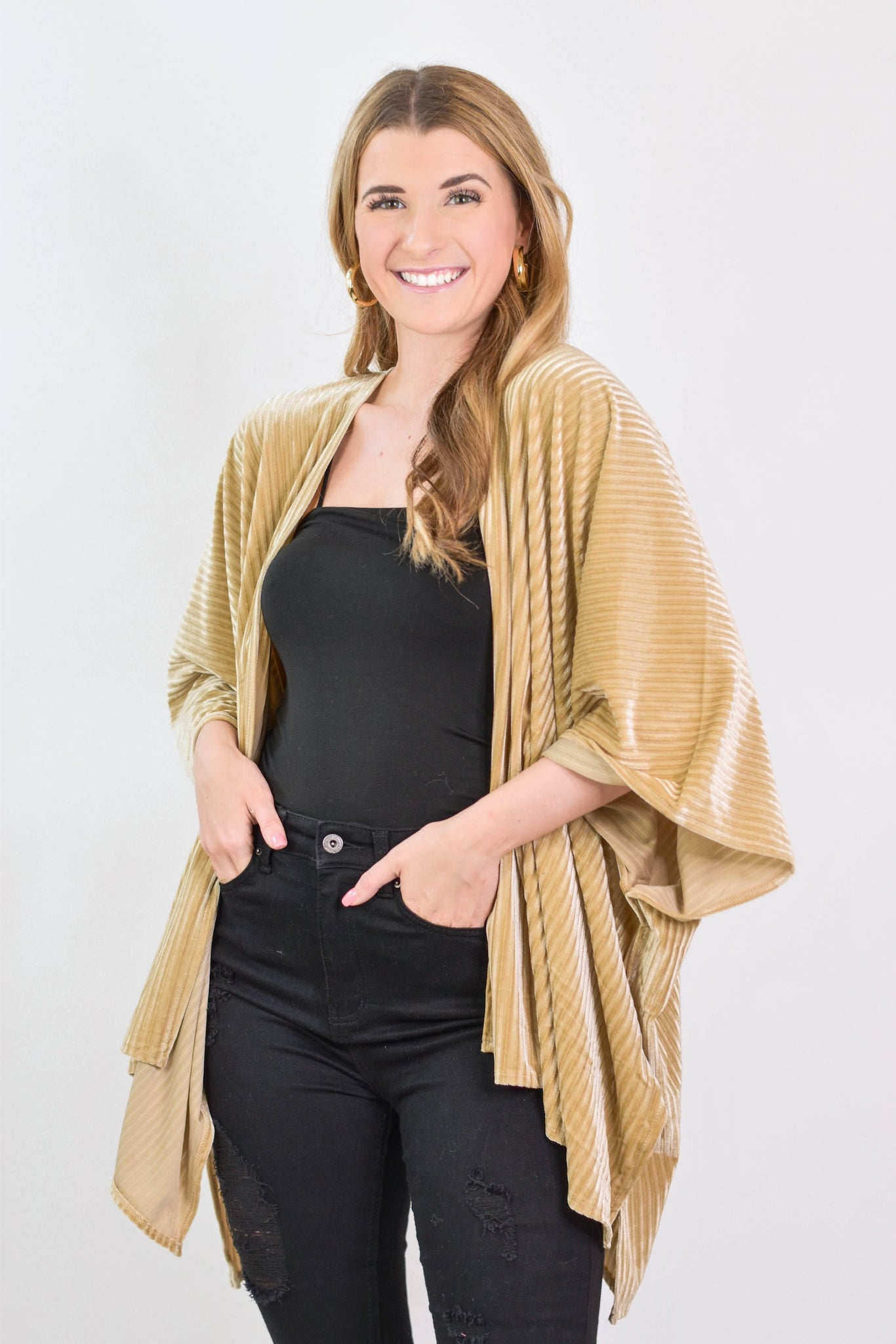 Girl's Night Out Kimono