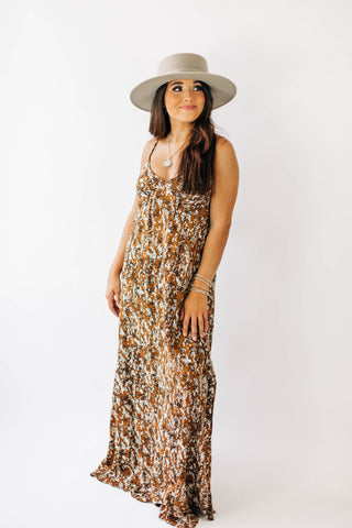 Sundown Maxi Dress