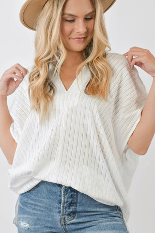 Chardonnay All Day Blouse
