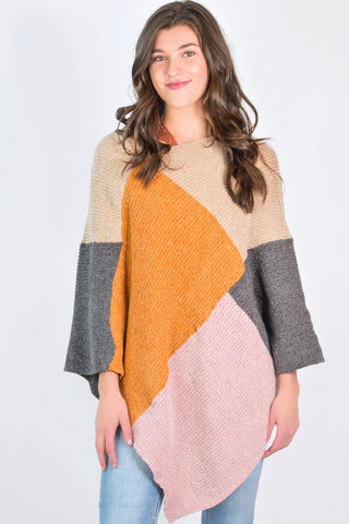 Pick Of The Patch Poncho