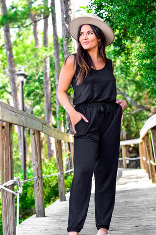 The Onyx Jumpsuit