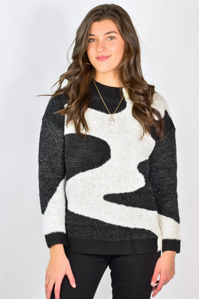 Millie Mohair Sweater