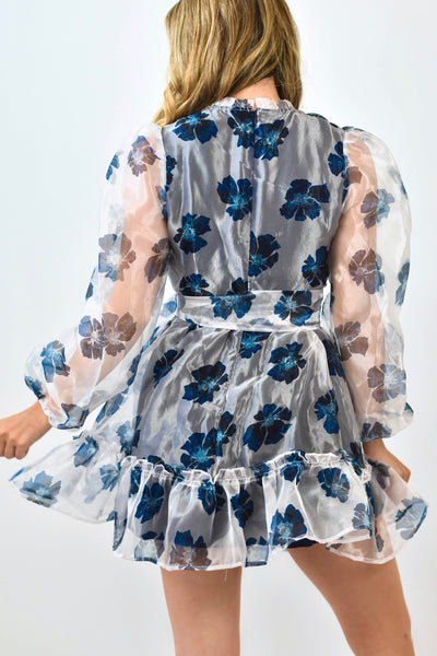 In Bloom Organza Dress