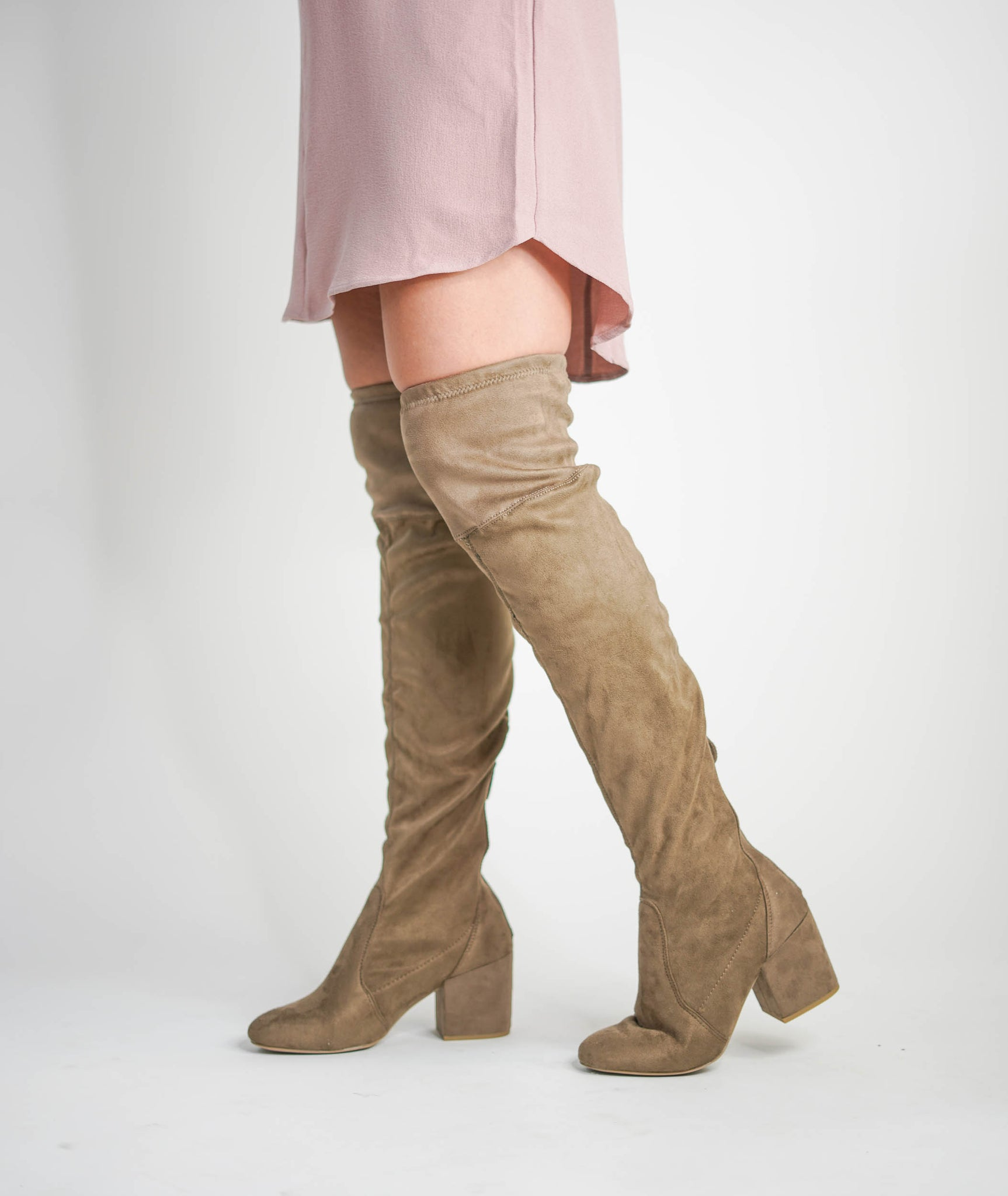 Nadia Over The Knee Boot