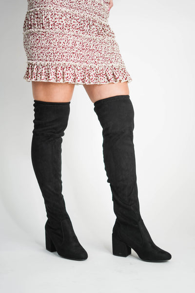 Chloe Over The Knee Boot