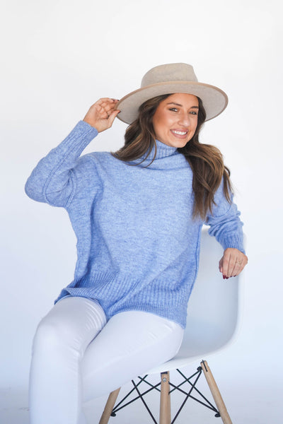 For Every Occasion Turtleneck Sweater