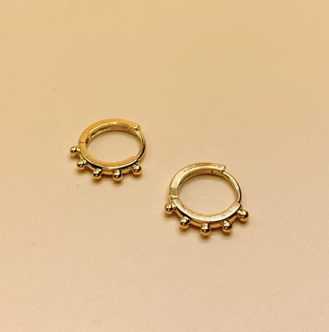 Dixie Mini Hoop Earring