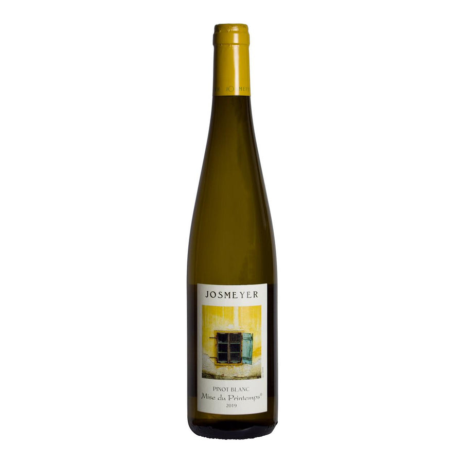 Josmeyer, 2019 Pinot Blanc, Mise du Printemps. (Alsace, France)