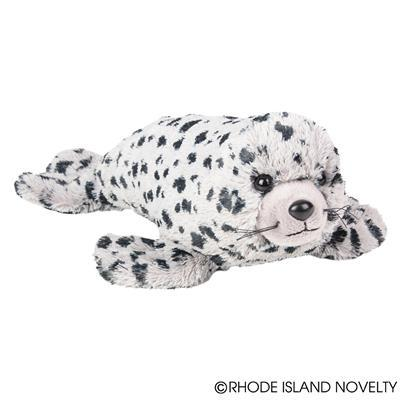 "12"" Animal Den Harbor Seal Plush"