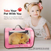 Perfect Petzzz Tote - Pink