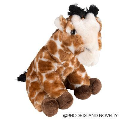 "9.5"" ANIMAL DEN GIRAFFE PLUSH"