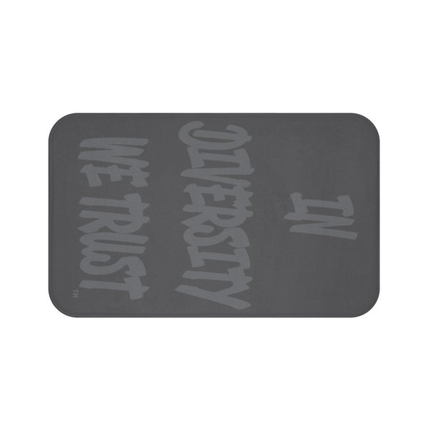 "HYBRID NATION ""IDWT"" BATH MAT"