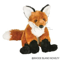 "10"" Animal Den Fox Plush"