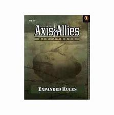 Axis and Allies CMG: Expanded Rules Guide