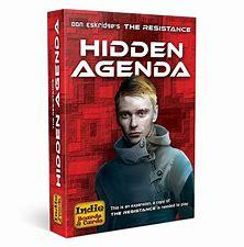 The Resistance: Hidden Agenda Expansion