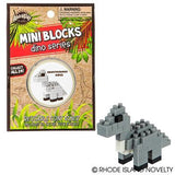 Mini Blocks - Brontosaurus 51 Pieces