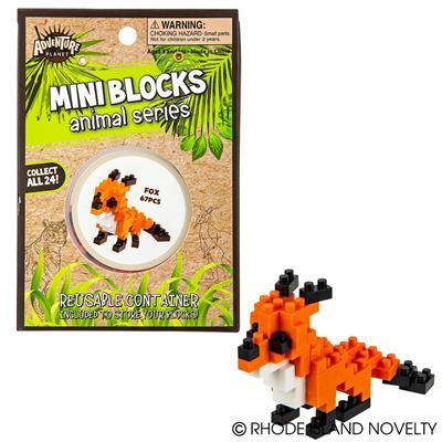 Mini Blocks - Fox 67 Pieces