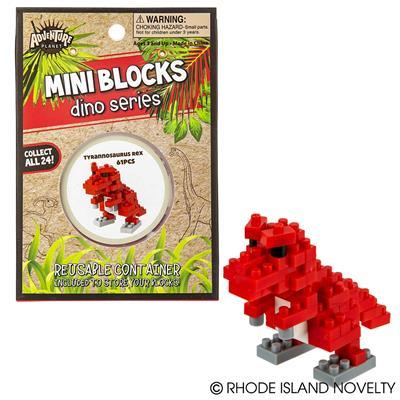 Mini Blocks - Tyrannosaurus 61 Pieces