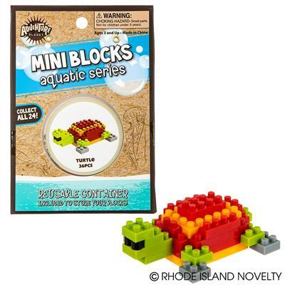 Mini Blocks - Turtle 36 Pieces