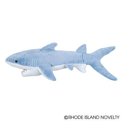 "14"" Mako Shark Plush"