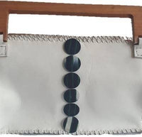 Lorma Button Bag