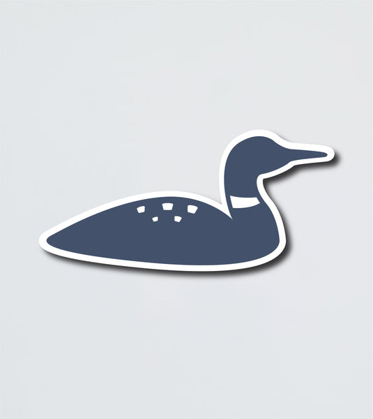 Sticker - Loon