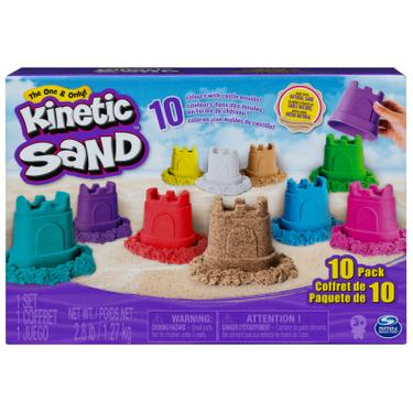Kinetic Sand 10 Pack of Colors