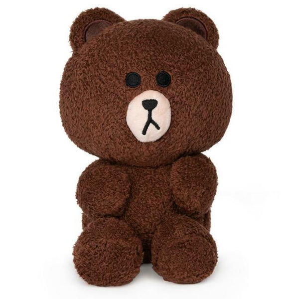Line Friends Bear Brown 7''
