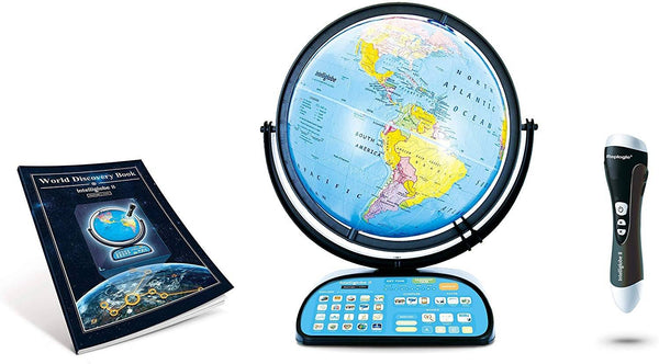 "Intelliglobe II 12"" Smart Globe"