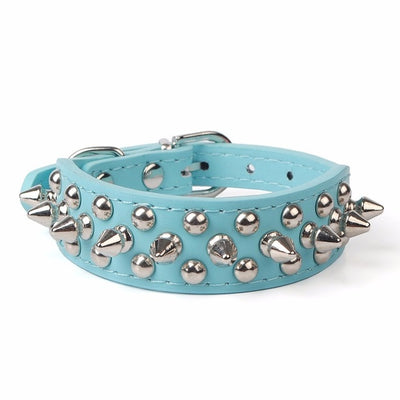 Spiked Pet Dog Collar