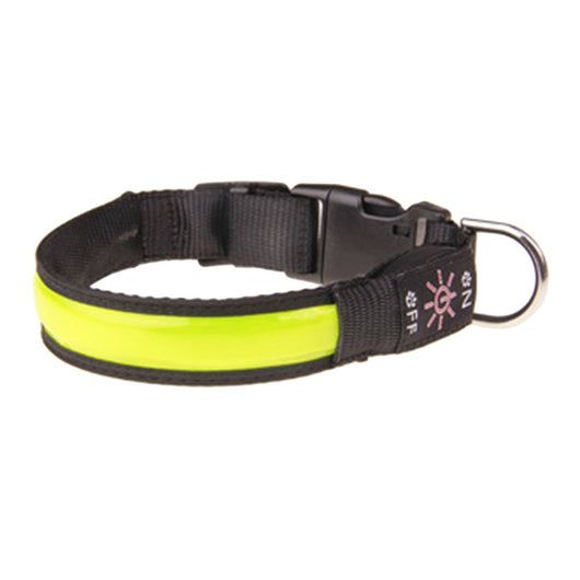 Led Lattice Light Collar