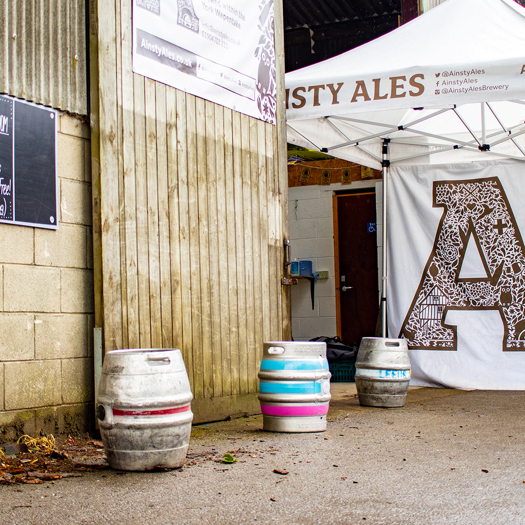 Ainsty Ales Drive-Thru