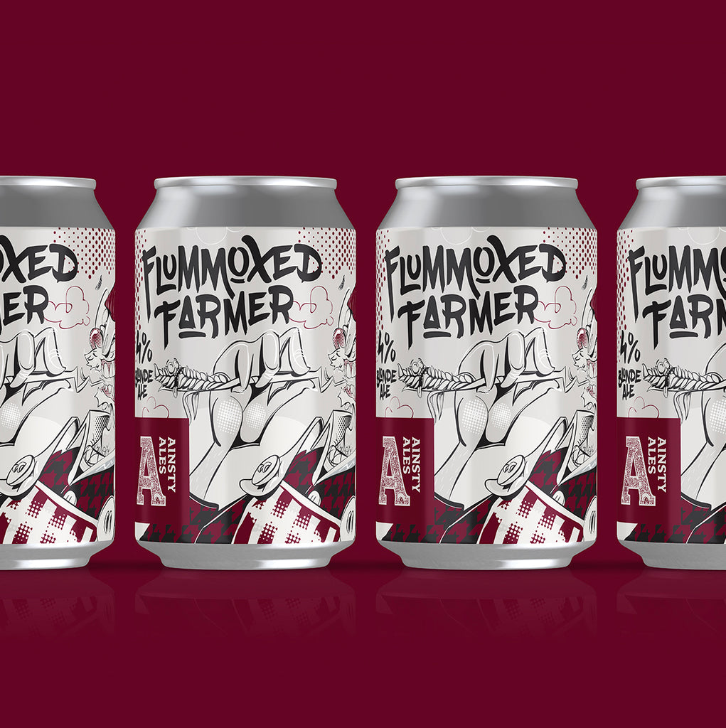 Flummoxed Farmer,  Session Blonde 4.0% (12 pack)