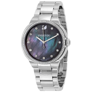 City Grey Mother of Pearl Dial Watch 5205990