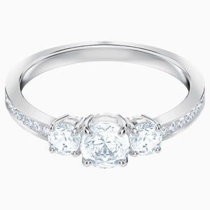 ATTRACT TRILOGY:RING RND CZWH/RHS 60