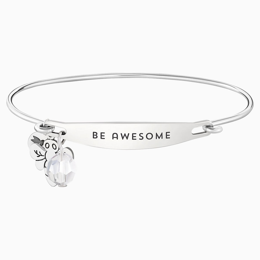 BE AWESOME ID BANGLE M/L