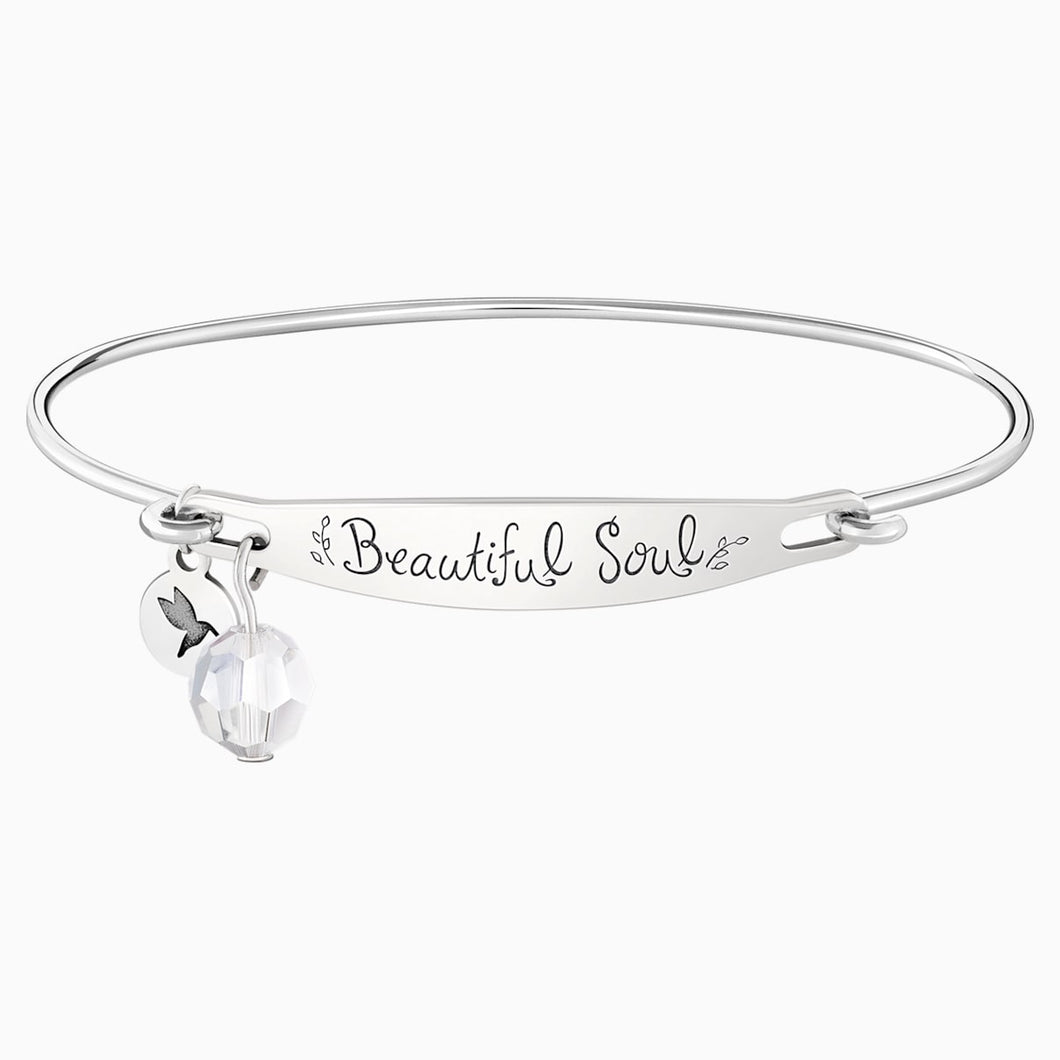 BEAUTIFUL SOUL ID BANGLE M/L