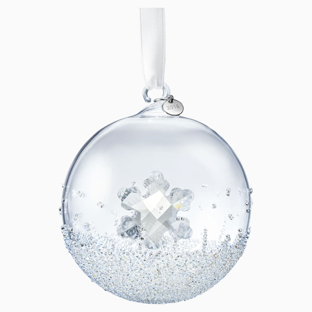 CHRISTMAS BALL ORNAMENT, A.E. 2019