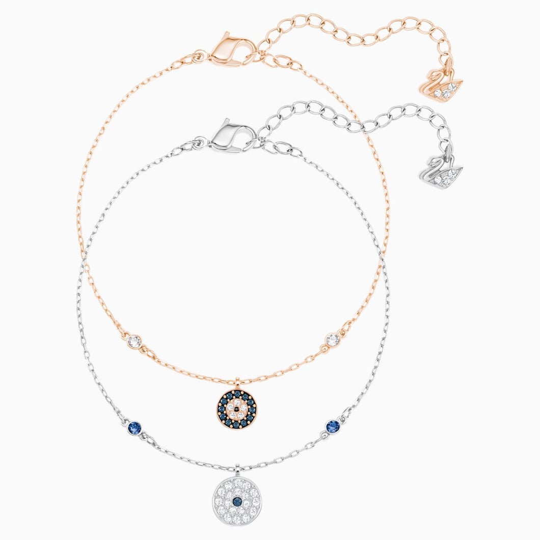 CRY WISHES:BRACELET EVIL EYE DMUL/MIX M